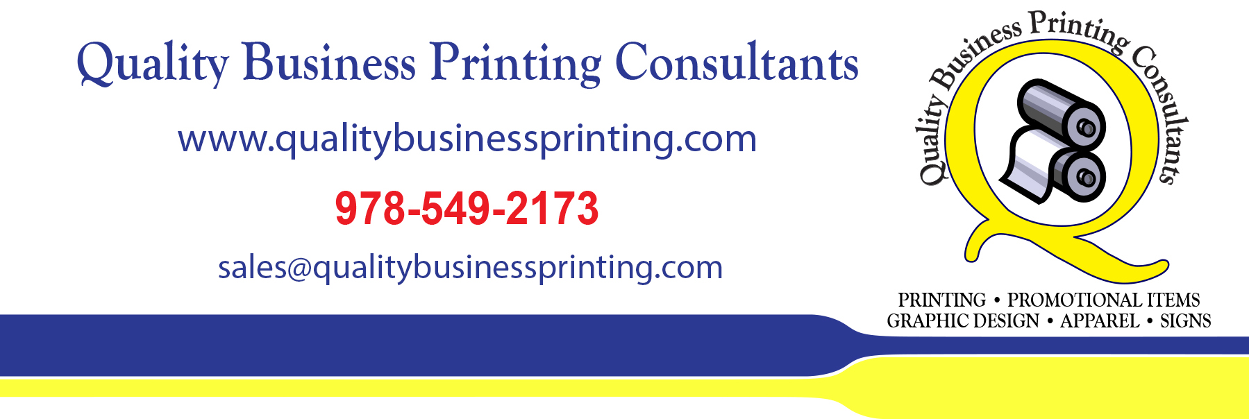 Quality Business Printing